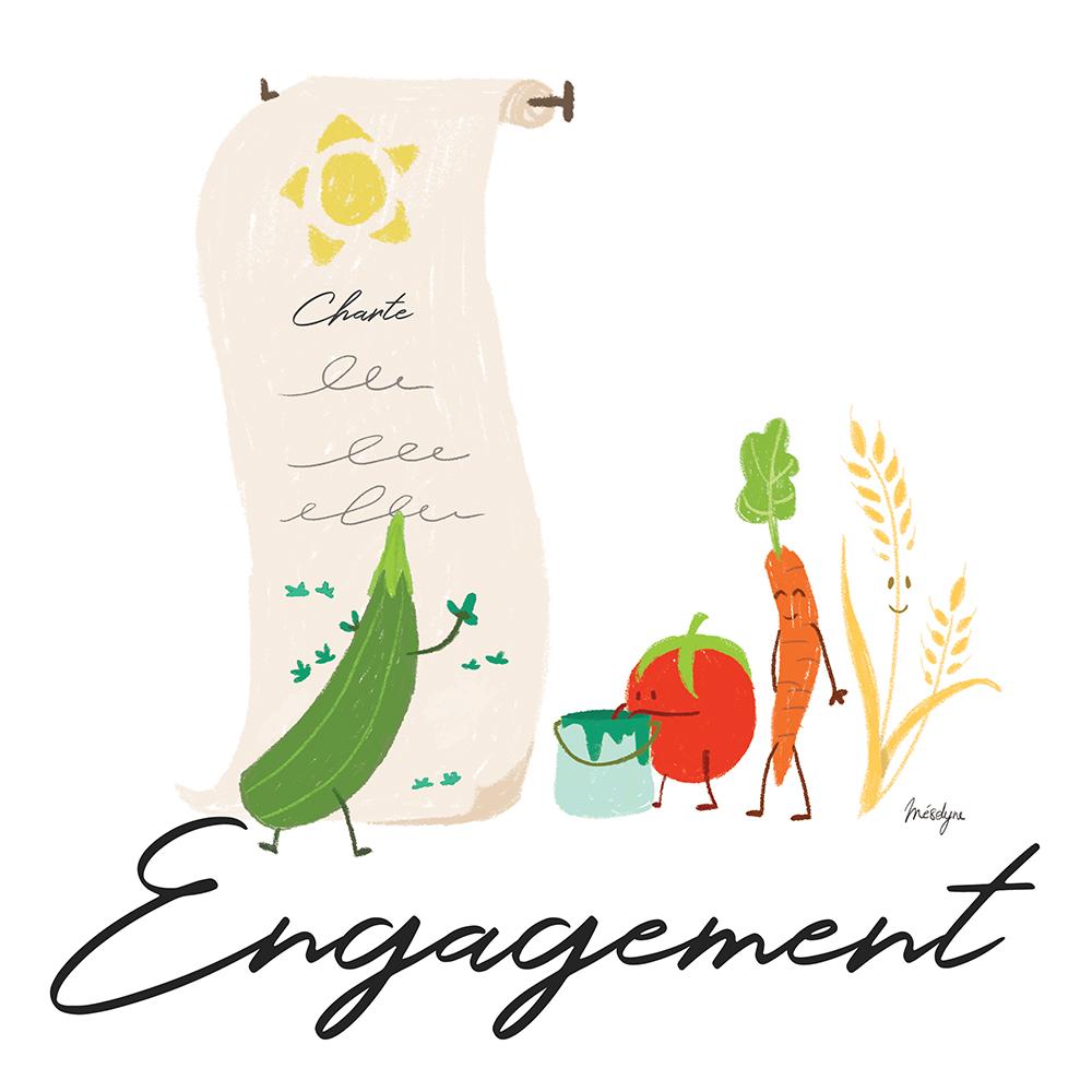 Engagement pour La Vie Claire